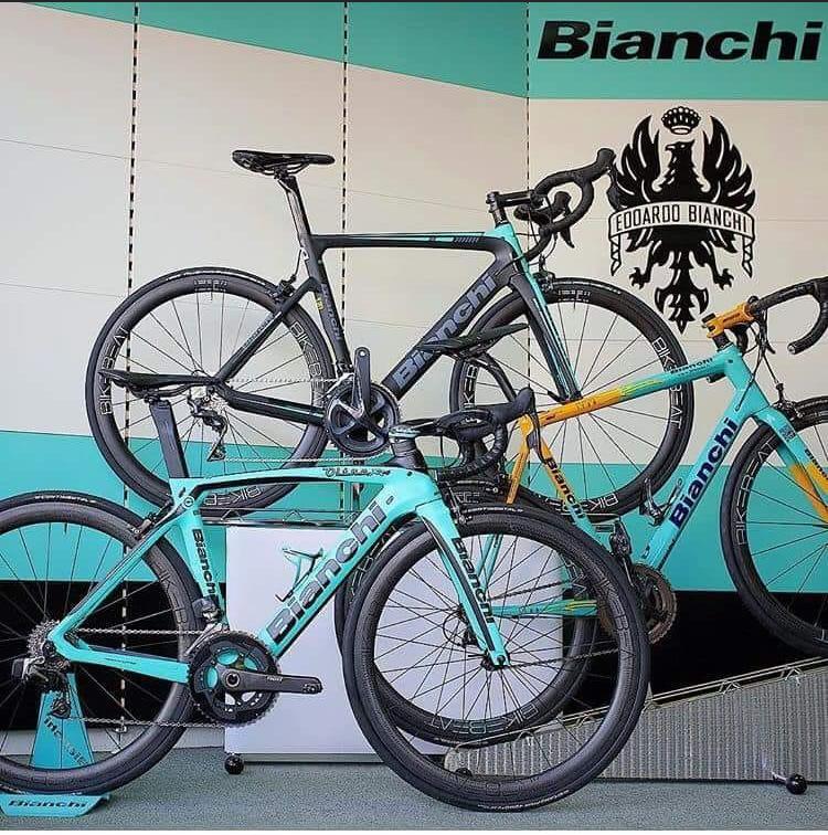 Biciclette – Cicli Lusatti – da tre generazioni