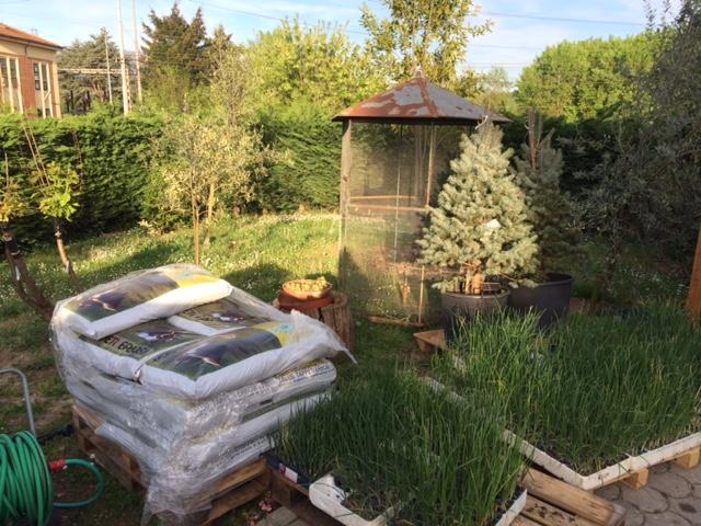 Non solo legna – agraria, mangimi, giardinaggio, pellet