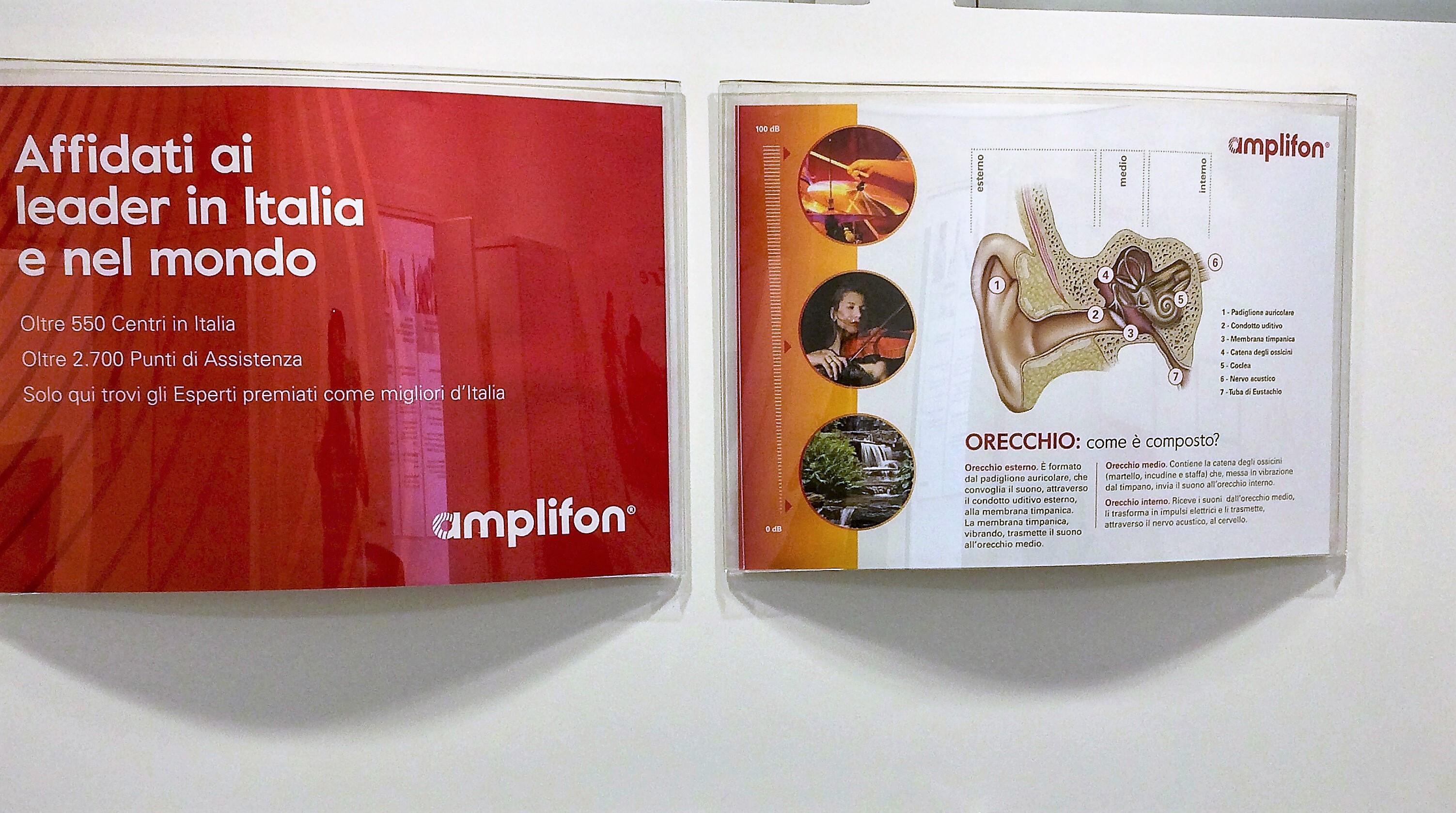AMPLIFON – Apparecchi Acustici